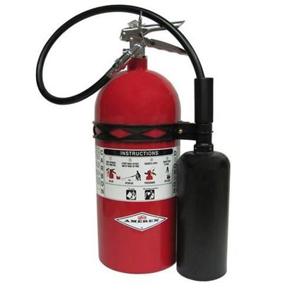 Picture of Amerex 10 lbs. Carbon Dioxide Class BC Extinguishers