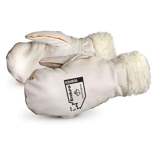 Picture of Superior Glove Endura® Winter Chopper Cowgrain Mitts