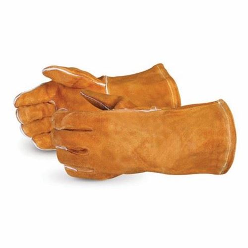 Picture of Superior Glove Iron Wolf Rust Brown Welders - One Size