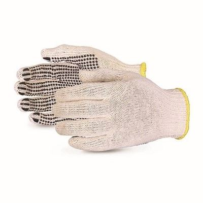 Picture of Superior Glove SQD Sure Grip® 7-gauge PVC-dotted Economy Knit Gloves