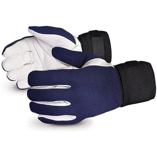 Picture of Superior Glove Vibrastop™ Goatskin Leather Palm Full-Finger Vibration-Dampening Gloves
