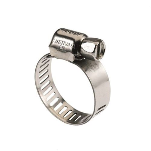 Picture of Tridon Gear Clamp MAH Series - Perforated, All Stainless