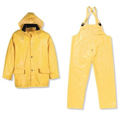 Picture of Viking® 2110Y Series Yellow Handyman 3 Piece Rain Suit