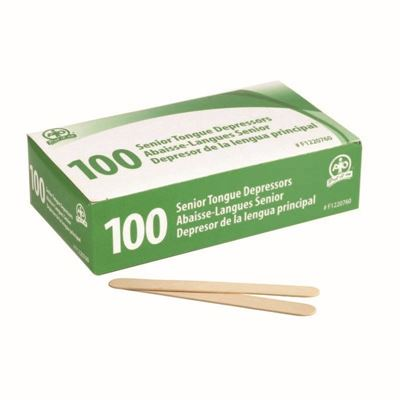 Picture of Wasip Tongue Depressors - 100 per Pack