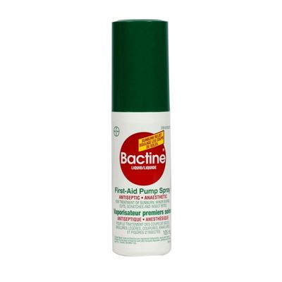 Picture of Wasip Bactine First Aid Spray Pump - 105ml