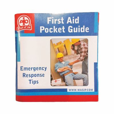 Picture of First Aid Book