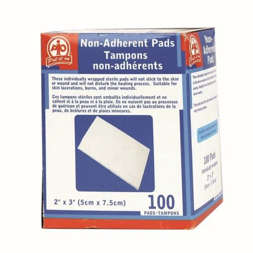 Picture of Wasip Non-Adherent Pads