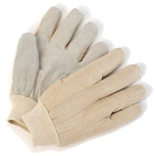 Picture of Wayne Safety Leather Palm Gloves with Knitwrist