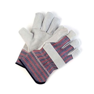 Picture of Wayne Safety Full Palm Grey Split Fitter - One Size